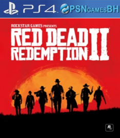 Red Dead Redemption 2 VIP PS4