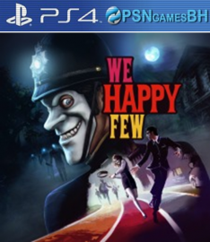We Happy Few VIP PS4