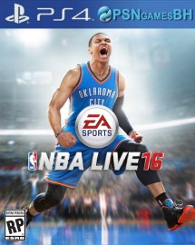 NBA LIVE 16 VIP PSN PS4
