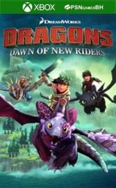 DreamWorks Dragons Dawn of New Riders XBOX One