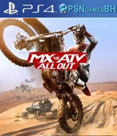 MX vs ATV All Out VIP PS4
