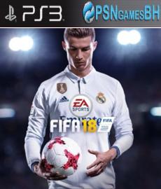 FIFA 18 PT-BR PSN PS3