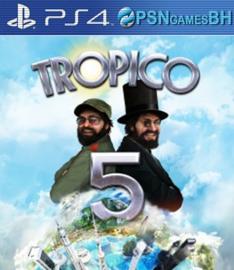 Tropico 5 VIP PS4
