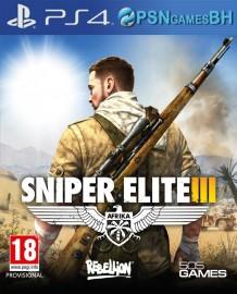 Sniper Elite 3 VIP PS4