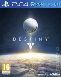 Destiny PS4 VIP PSN