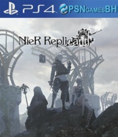 NieR Replicant VIP PS4