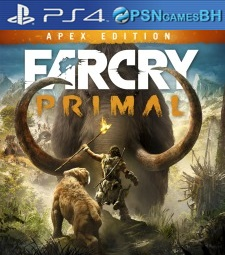 Far Cry Primal - Digital Apex Edition VIP PSN PS4