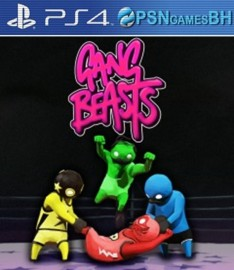 Gang Beasts Secundaria PS4