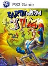 EarthWorm Jim HD PSN