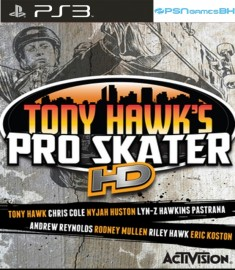 Tony Hawk's Pro Skater HD PSN PS3