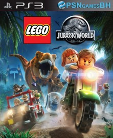 LEGO Jurassic World PSN PS3