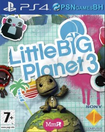 Little Big Planet 3 VIP PS4