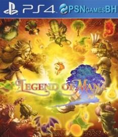 Legend of Mana VIP PS4