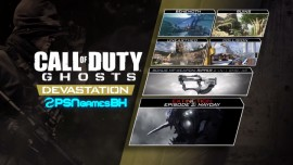 Call Of Duty Devastation map pack DLC Psn PS3
