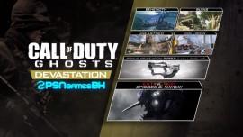 Call Of Duty Devastation map pack DLC Psn PS3