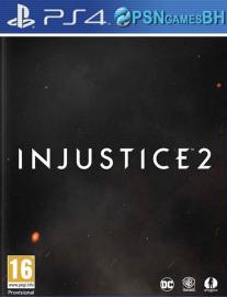 Injustice 2 VIP PS4