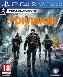 Tom Clancy's The Division PSN PS4 CONTA SECUNDARIA
