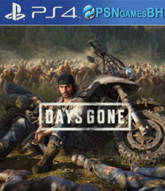 Days Gone Secundaria PS4