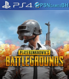 PLAYERUNKNOWN'S Battlegrounds Secundaria PS4