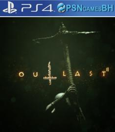 Outlast 2 VIP PS4