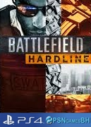 Battlefield Hardline VIP PSN PS4