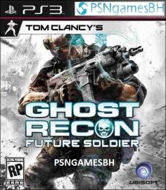 Ghost Recon: Future Soldier 3D PSN