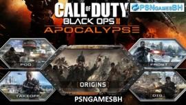 Mapas Apocalypse COD BO2 PSN