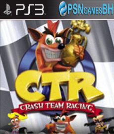 Crash Team Racing PSN PS3