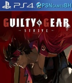 Guilty Gear -Strive- VIP PS4