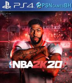 NBA 2K20 VIP PS4