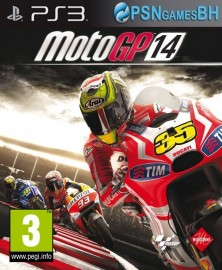 MotoGP 14 PSN PS3