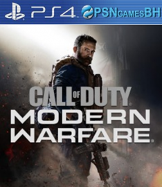 Call of Duty Modern Warfare VIP PS4