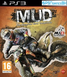 Mud Fim Motocross World Championship PSN