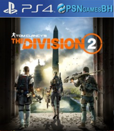Tom Clancy's The Division 2 VIP PS4