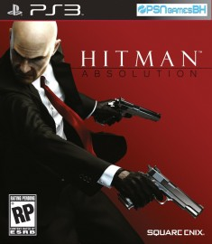 Hitman Absolution + 2 DLCs PSN PS3
