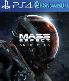 Mass Effect: Andromeda SECUNDARIA PS4
