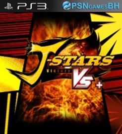 J-STARS Victory VS+ PSN PS3