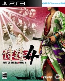 Way of the Samurai 4 PSN PS3