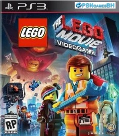 The LEGO Movie Videogame PSN PS3