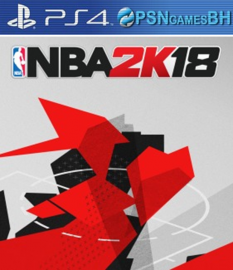NBA 2K18 VIP PSN PS4