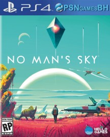 Conta SECUNDARIA DE No Man's Sky PS4