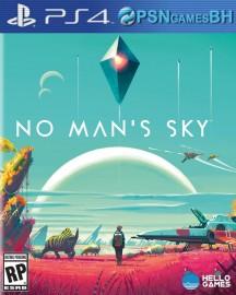 Conta SECUNDARIA DE No Man's Sky PS4