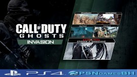 Call of Duty Ghosts Invasion PSN PS4