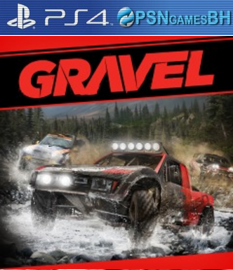 Gravel VIP PS4