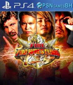 Fire Pro Wrestling World VIP PS4