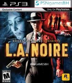 L.A. Noire Complete Edition (la) PSN