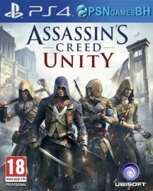 Assassins Creed Unity Ediçao Gold VIP PS4