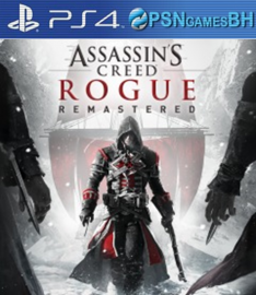 Assassins Creed Rogue Remastered Secundaria PS4