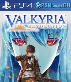 Valkyria Revolution VIP PS4