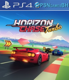 Horizon Chase Turbo VIP PS4